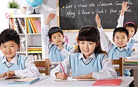 开学了:学校词汇学起来
