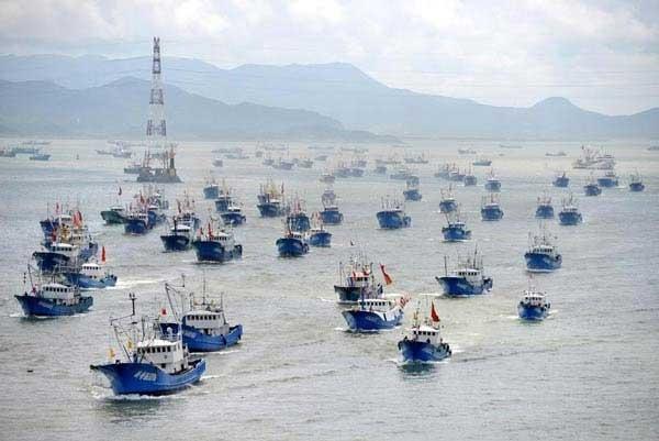 The Fishing Season Festival 捕鱼节